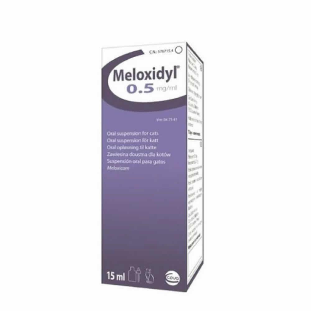 Meloxidyl Gato Oral 15 Ml