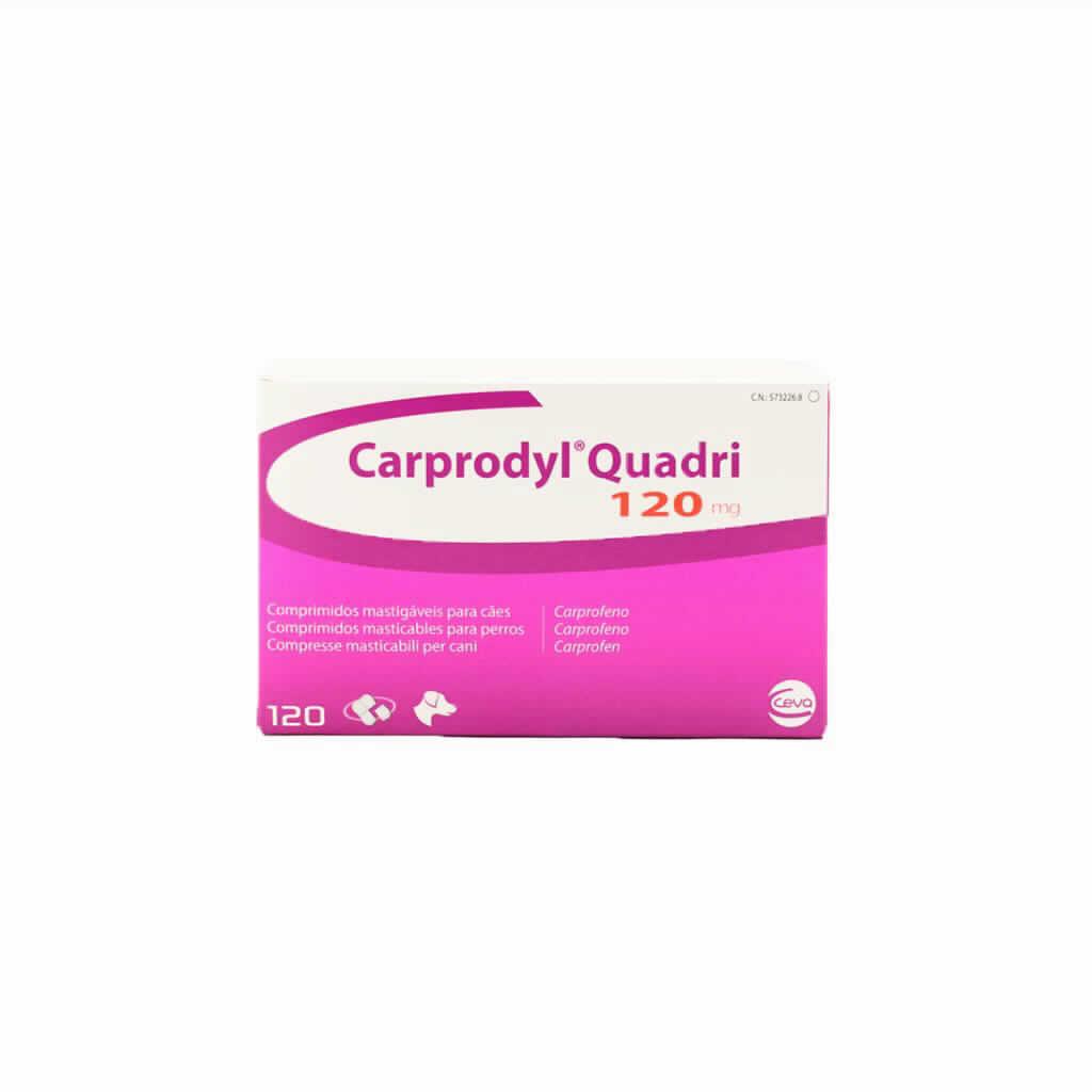 Carprodyl Quadri 120 Mg, 120 Comp
