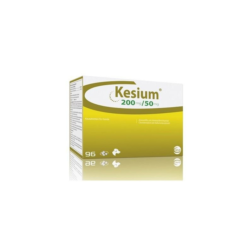 Kesium 250 Mg Perro 96 Comp