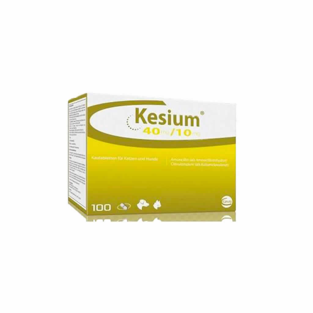 Kesium 50 Mg Perro-gato 100 Comp