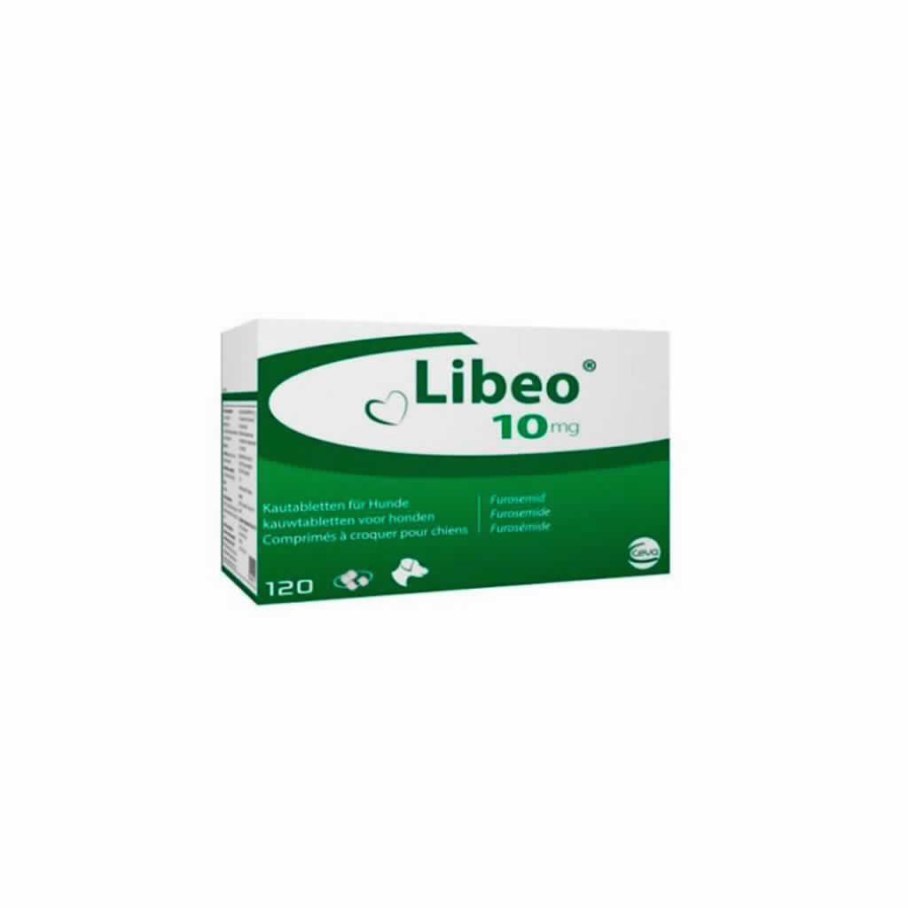 Libeo 10 Mg 120 Comp