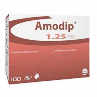 Amodip 1,25 Mg 30 Comp