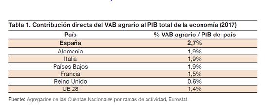 La evolución de la producción agrícola en España 2010-2019 - PARTE II - imagen 3