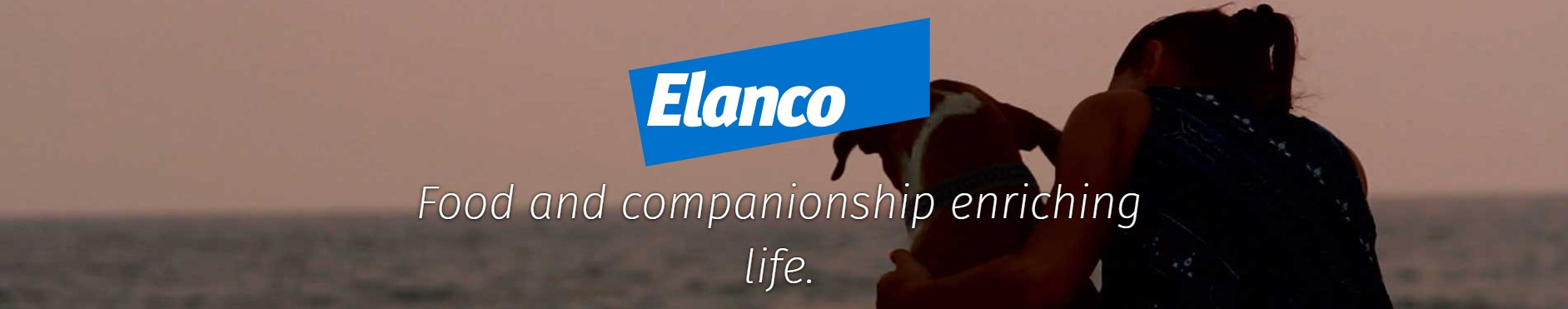 Elanco se dirige a aquellas personas con animales a su cargo y les ofrece soluciones para una vida mejor gracias a la alimentación y al vínculo con los animales.