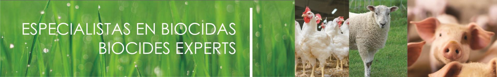 Biocidas agropecuarios