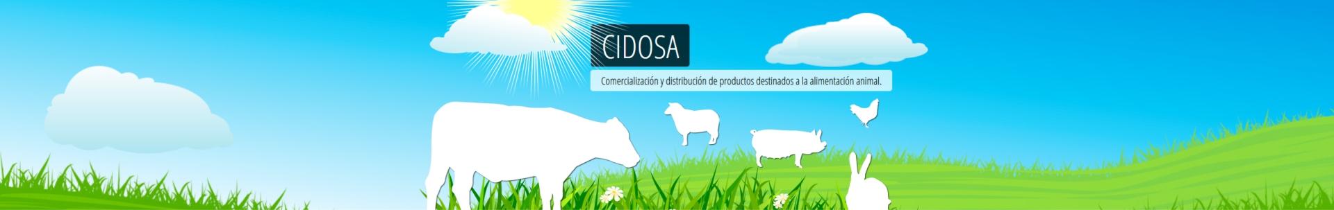 Comercialización y distribución de productos destinados a la alimentación animal.